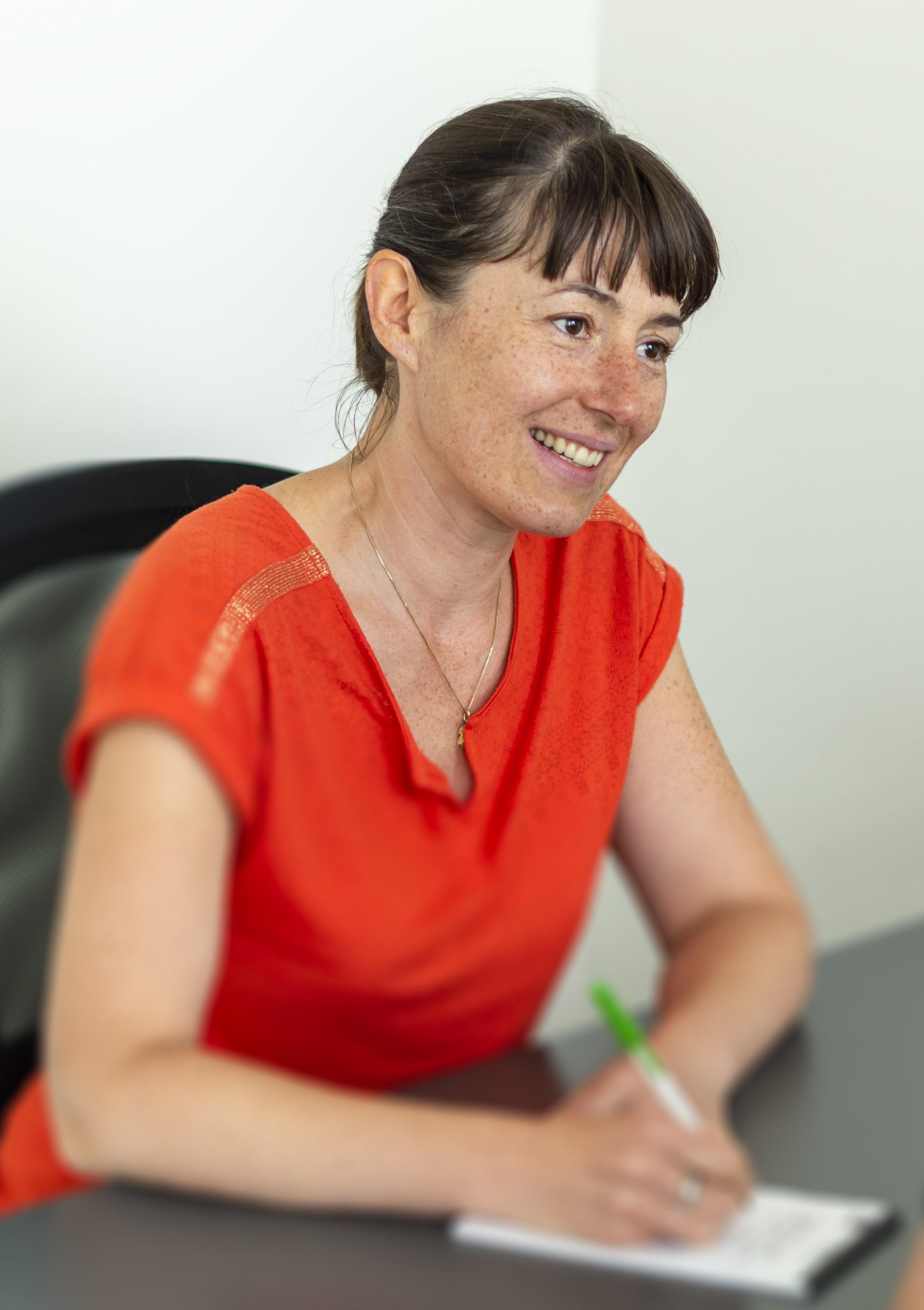 Picture of Morgane Dequé, N.D.